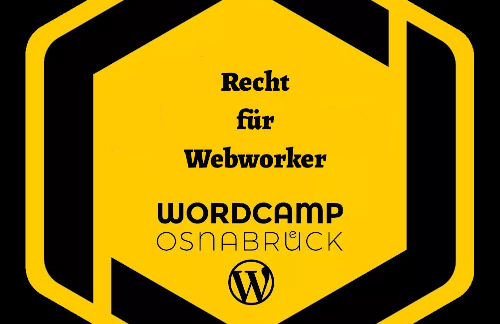Recht für Webworker